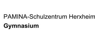 Gymnasium im PAMINA-Schulzentrum Herxheim